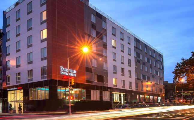 Fairfield Inn And Suites Chinatown Ny Exterior