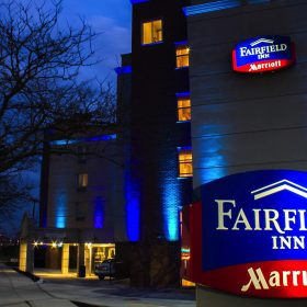 Fairfield Inn NY Laguardia Airport Exterior