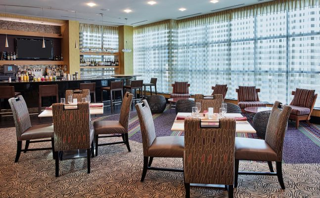 Hilton Garden Inn Rockville Md Restaurant