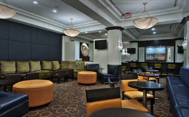 Hilton Garden Inn Washington Dc Lounge