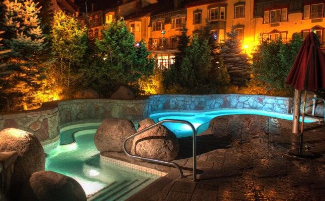 Homewood Suites Mont Tremblant Whirlpool