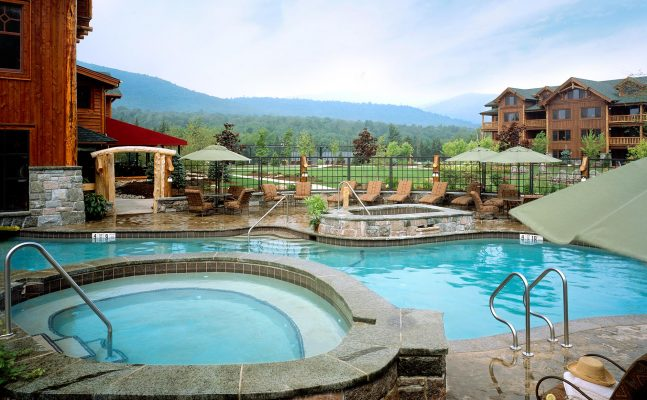 Independent Whiteface Lodge Pool