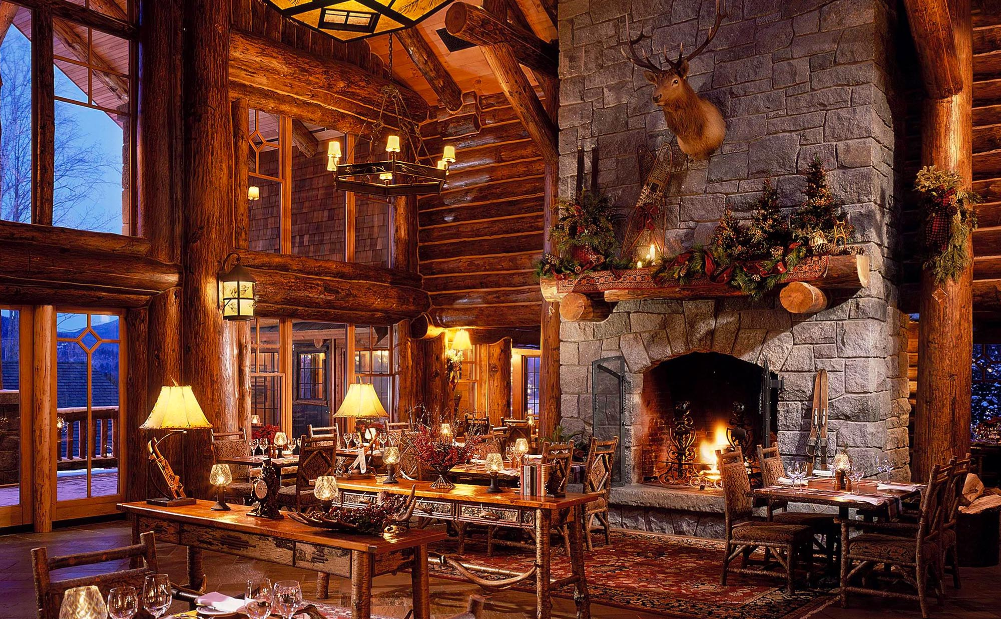 lake placid u0027s whiteface lodge receives coveted forbes four star