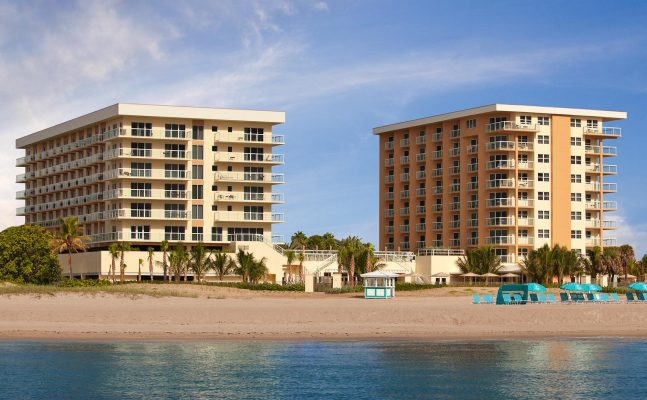 Marriott Fort Lauderdale Pompano Beach Exterior
