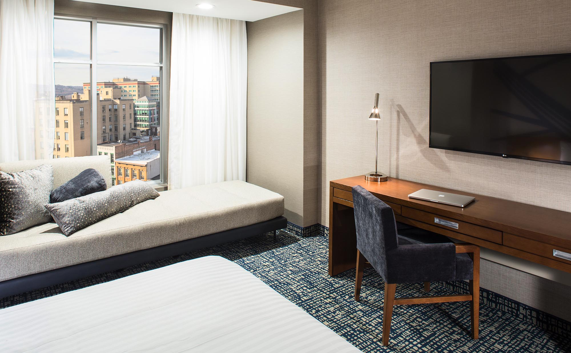 Guests Will Be Inspired At The New Toronto Marriott: Ithaca Marriott Downtown On The Commons