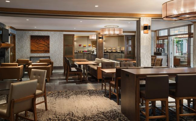 Residence Inn By Marriott Mont Tremblant Buffet