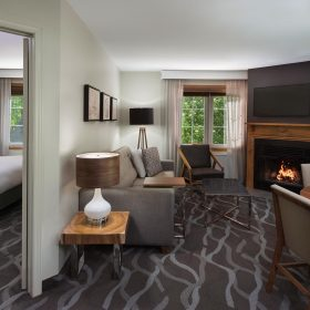 Residence Inn By Marriott Mont Tremblant Suite