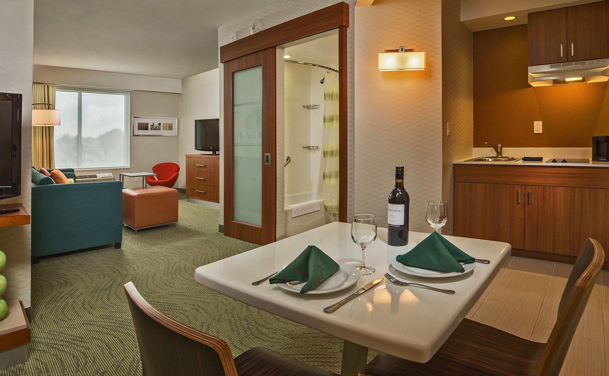 Springhill Suites New York LaGuardia Airport - Urgo Hotels & Resorts