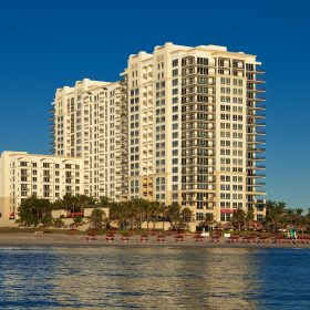 Marriott Hotels And Resorts Palm Beach Singer Island Beach Exterior