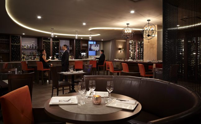 Marriott Hotels And Resorts Quebec City Resto Bar