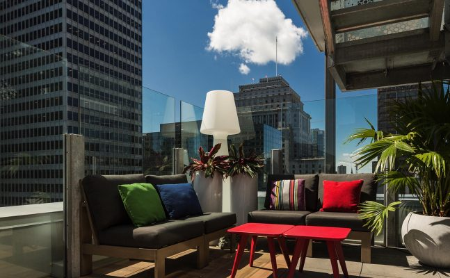 Renaissance By Marriott Montreal Rooftop