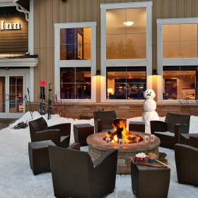 Residence Inn By Marriott Breckenridge Firepit