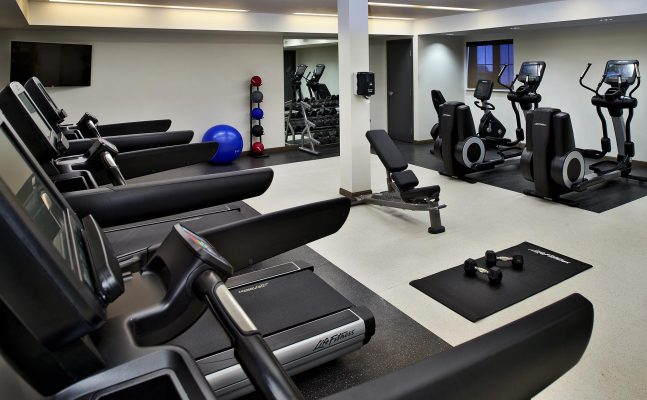 Residence Inn By Marriott Breckenridge Fitness Room