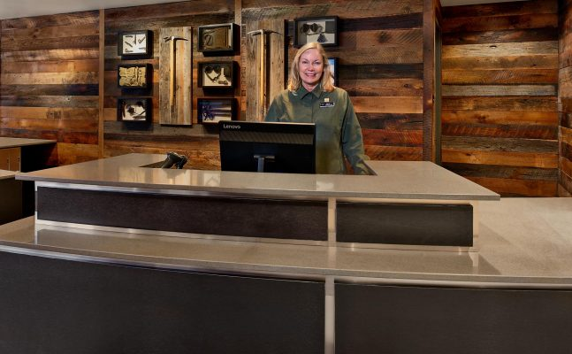 Residence Inn By Marriott Breckenridge Front Desk