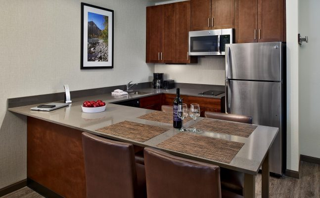 Residence Inn By Marriott Breckenridge Kitchen