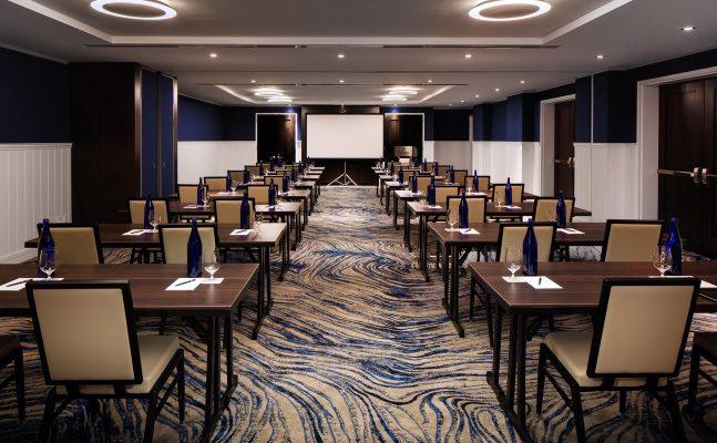 Hilton Brooklyn Corporate Meeting Room