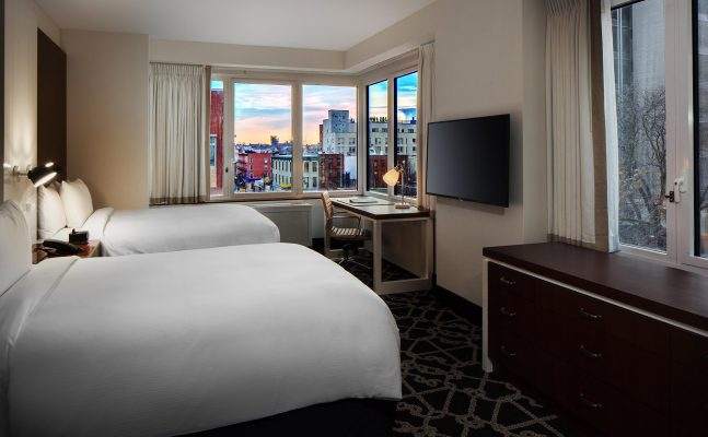 Hilton Brooklyn Room