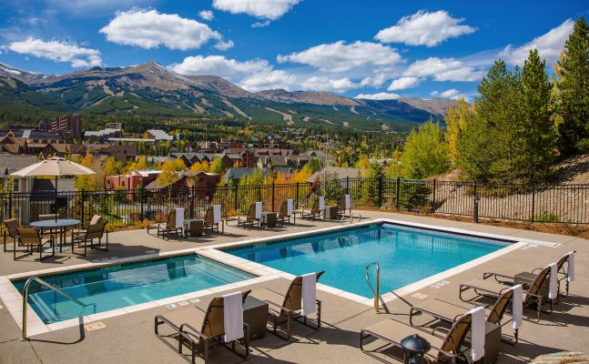 Residence Inn By Marriott Breckenridge Pool