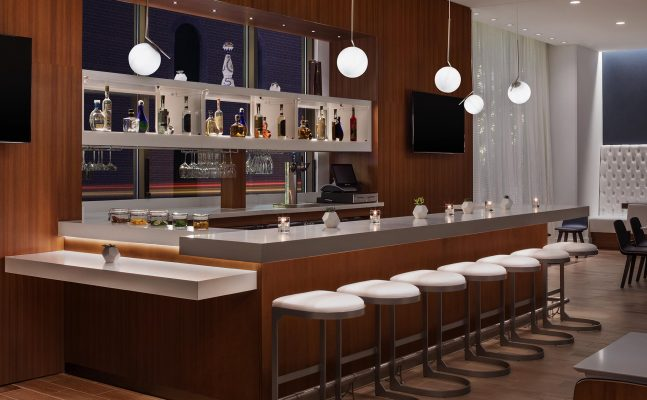 Residence Inn By Marriott Stamford Downtown Bar