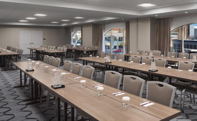 Residence Inn By Marriott Stamford Downtown Meeting Room
