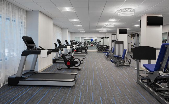 Residence Inn By Marriott Stamford Fitness Center