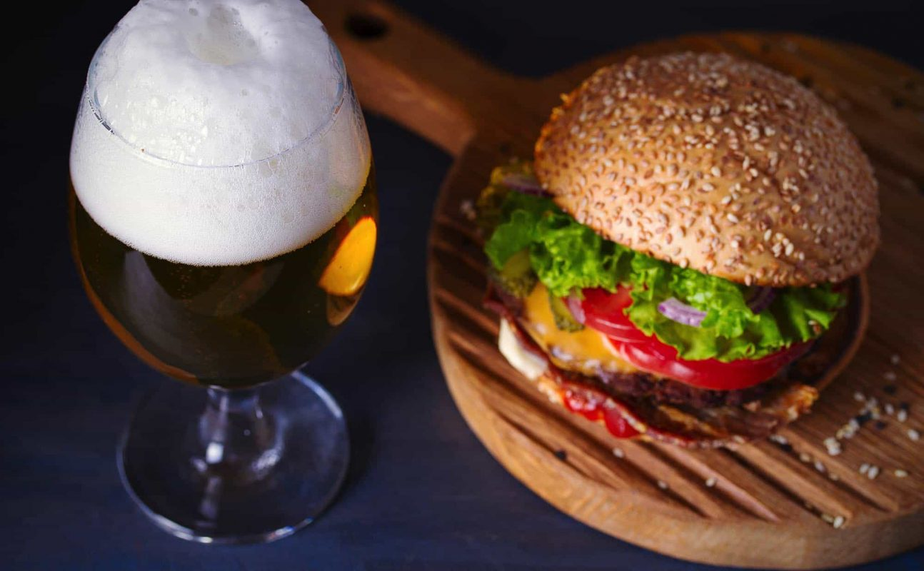 Fb Monks Burger And Beer
