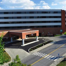 Four Points By Sheraton Edmundston Nb Exterior