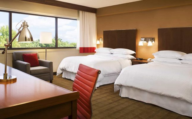 Four Points By Sheraton Edmundston Nb Guestroom
