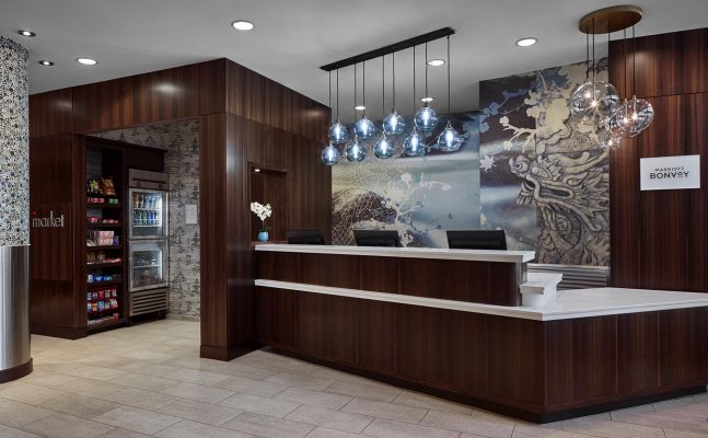 Fairfield Inn And Suites Washington Dc Front Desk 2021