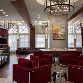 Fairfield Inn And Suites Washington Dc Lounge 2021