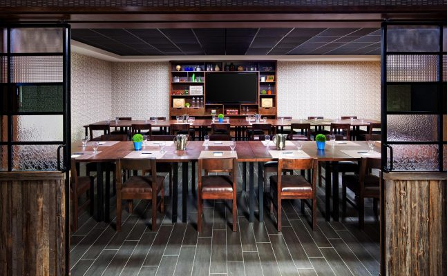 Fb Franks Library Private Dining